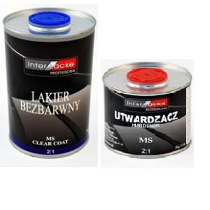 INTERLACKE MS Lakier bezbarwny 1,5L kpl.