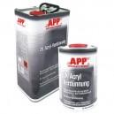 App - Rozcieńczalnik Bazowo akrylowy 5L